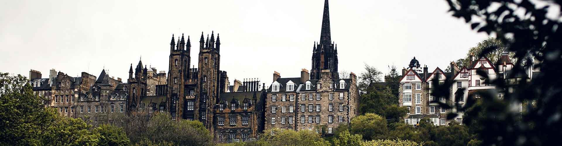 Edinburgh – Hostellit kaupungiosassa Vanhakaupunki. Edinburgh -karttoja, valokuvia ja arvosteluja kaikista Edinburgh -hostelleista.
