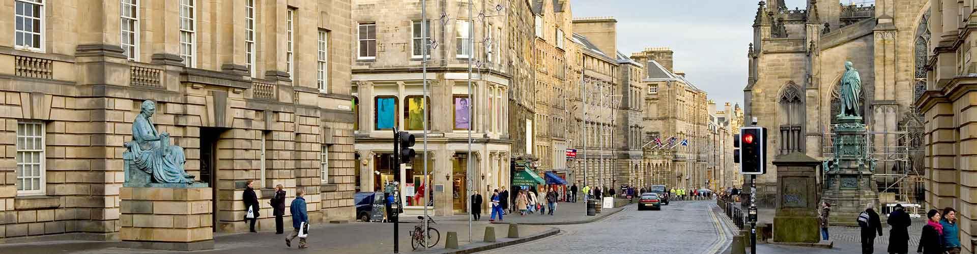 Edinburgh – Hostellit kaupungiosassa High Street. Edinburgh -karttoja, valokuvia ja arvosteluja kaikista Edinburgh -hostelleista.