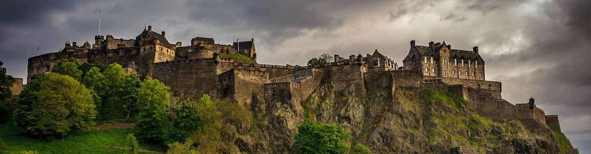 Edinburgh – Hostellit kaupungiosassa West End. Edinburgh -karttoja, valokuvia ja arvosteluja kaikista Edinburgh -hostelleista.