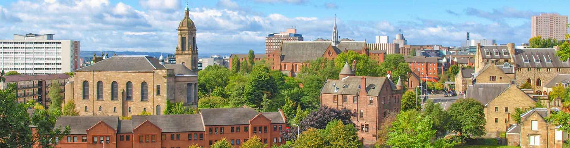 Glasgow – Hostellit kaupungiosassa Kaupungin keskusta. Glasgow -karttoja, valokuvia ja arvosteluja kaikista Glasgow -hostelleista.