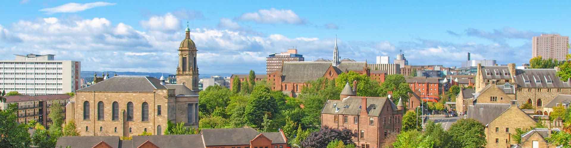 Glasgow – Hostellit kohteessa Glasgow. Glasgow -karttoja, valokuvia ja arvosteluja kaikista Glasgow -hostelleista.