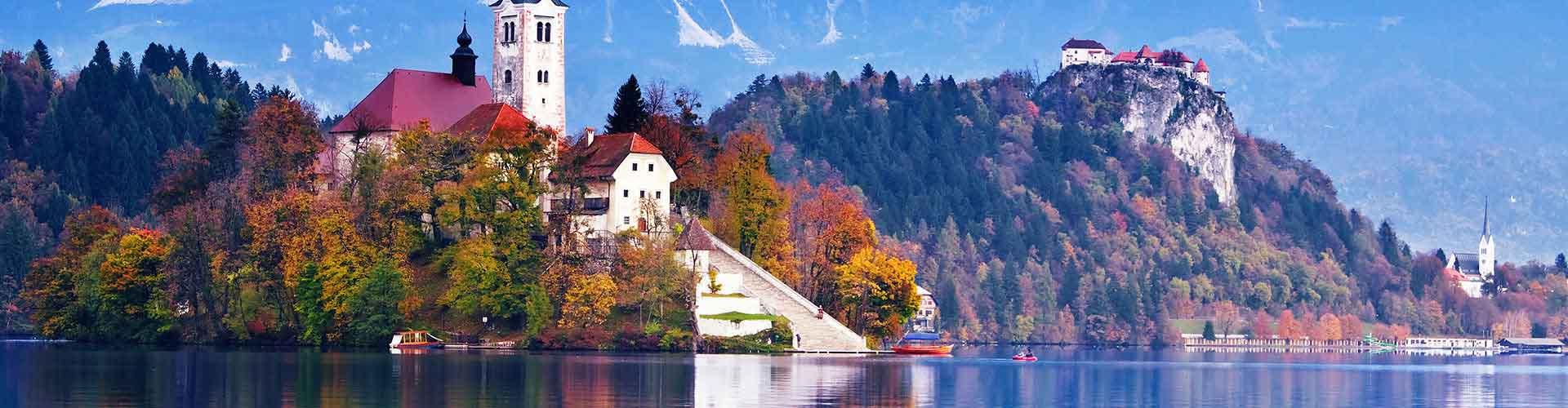 Bled – Hostellit kohteessa Bled. Bled -karttoja, valokuvia ja arvosteluja kaikista Bled -hostelleista.
