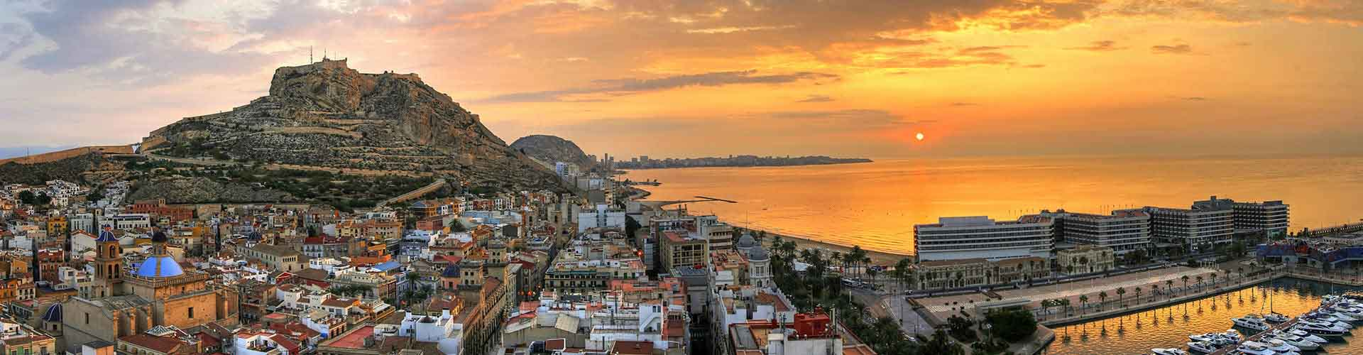 Alicante – Retkeily kaupungiosassa Albufereta. Alicante -karttoja, valokuvia ja arvosteluja kaikista Alicante -retkeilyalueista.