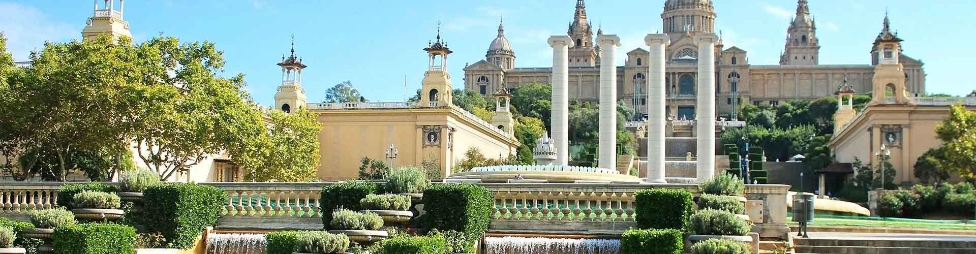 Barcelona – Hostellit kaupungiosassa Sarrià-Sant Gervasi. Barcelona -karttoja, valokuvia ja arvosteluja kaikista Barcelona -hostelleista.