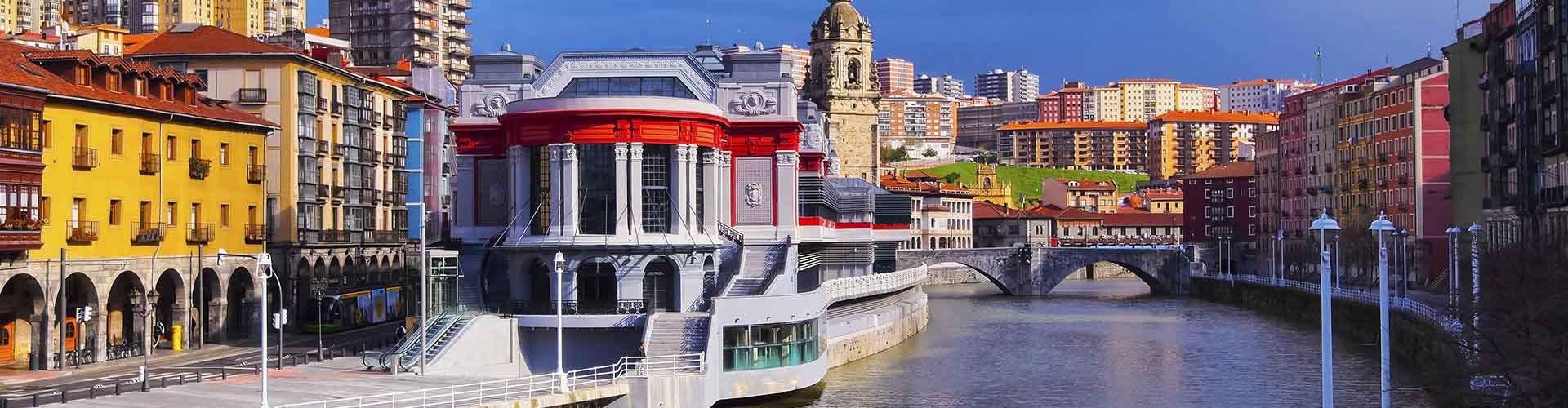 Bilbao – Hostellit kohteessa Bilbao. Bilbao -karttoja, valokuvia ja arvosteluja kaikista Bilbao -hostelleista.