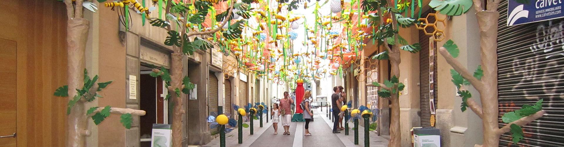 Barcelona – Hostellit kaupungiosassa Gràcia. Barcelona -karttoja, valokuvia ja arvosteluja kaikista Barcelona -hostelleista.