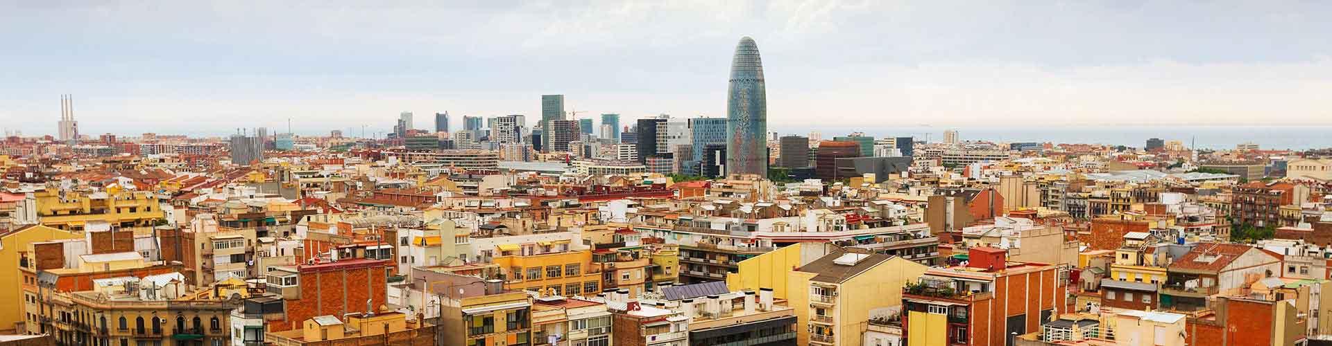 Barcelona – Hostellit kaupungiosassa Sagrada Família. Barcelona -karttoja, valokuvia ja arvosteluja kaikista Barcelona -hostelleista.