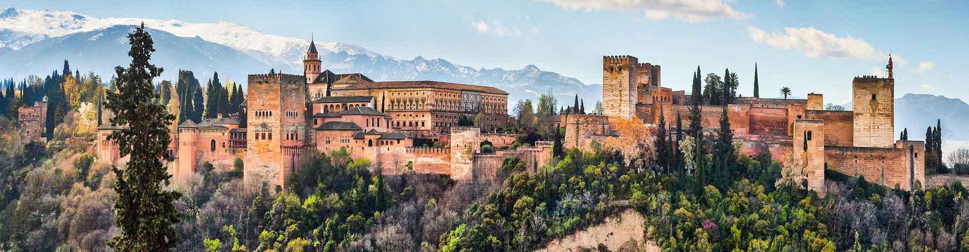 Granada – Hostellit kohteessa Granada. Granada -karttoja, valokuvia ja arvosteluja kaikista Granada -hostelleista.