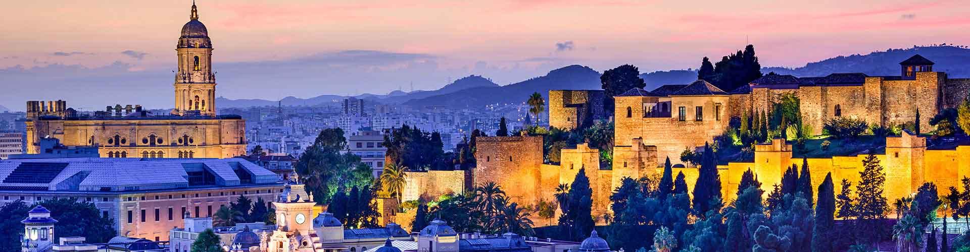 Málaga – Hostellit kohteessa Málaga. Málaga -karttoja, valokuvia ja arvosteluja kaikista Málaga -hostelleista.