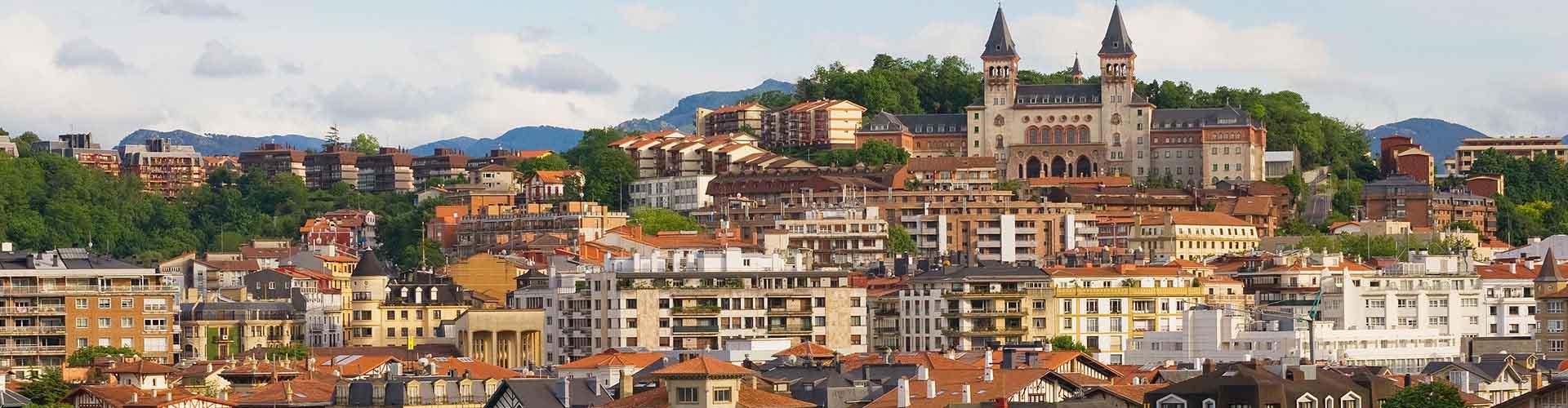 San Sebastián – Student accommodation, hostels and coworking spaces in San Sebastián (Espanja). Maps of San Sebastián, photos and reviews for each place in San Sebastián.