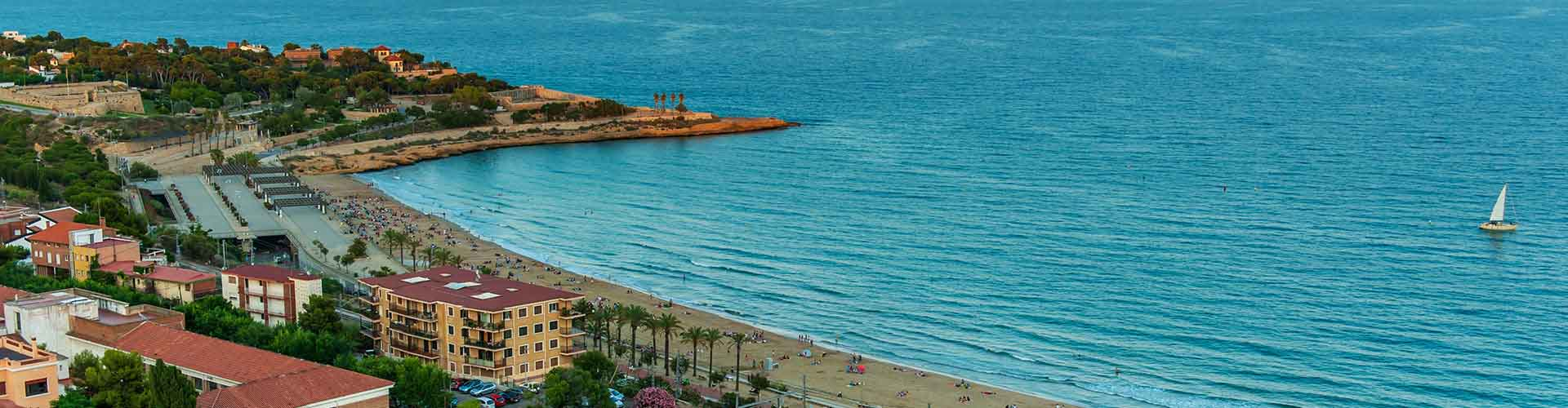 Tarragona – Student accommodations, hostels and coworking spaces in Tarragona (Espanja). Maps of Tarragona, photos and reviews for each place in Tarragona.