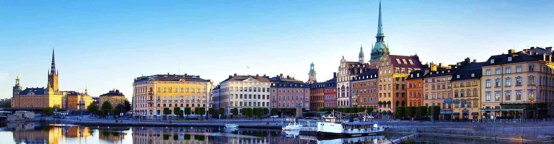 Tukholma – Hostellit kohteessa Tukholma. Tukholma -karttoja, valokuvia ja arvosteluja kaikista Tukholma -hostelleista.