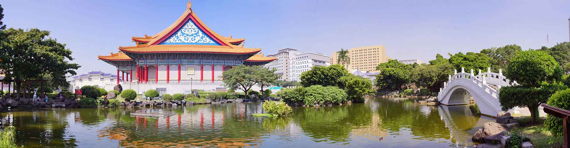 Taipei – Student accommodations, hostels and coworking spaces in Taipei (Taiwan). Maps of Taipei, photos and reviews for each place in Taipei.
