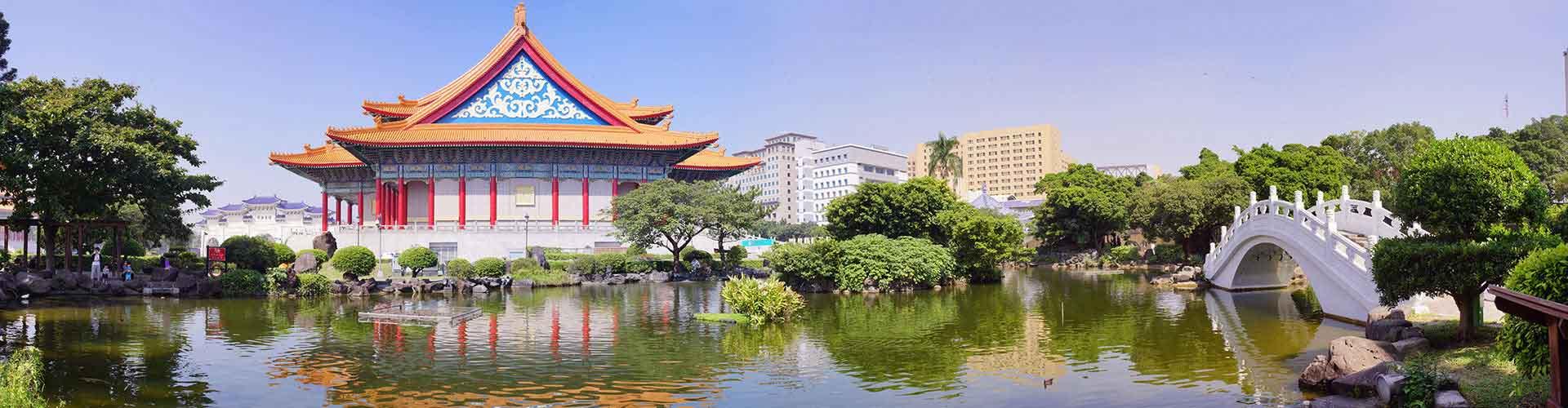 Taipei – Hostellit kohteessa Taipei. Taipei -karttoja, valokuvia ja arvosteluja kaikista Taipei -hostelleista.