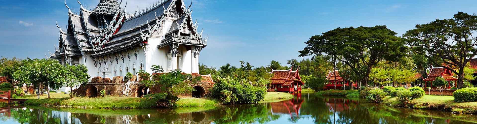 Bangkok – Hostellit kohteessa Bangkok. Bangkok -karttoja, valokuvia ja arvosteluja kaikista Bangkok -hostelleista.
