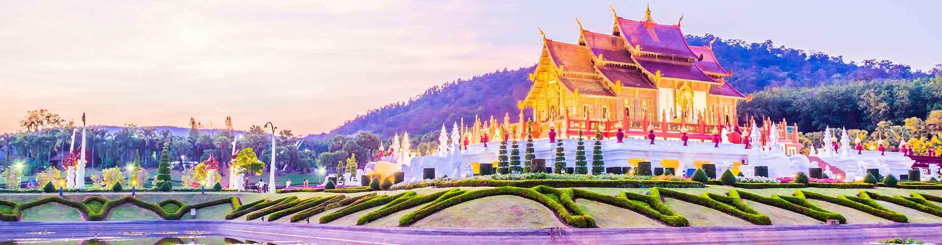 Chiang Mai – Hostellit kohteessa Chiang Mai. Chiang Mai -karttoja, valokuvia ja arvosteluja kaikista Chiang Mai -hostelleista.