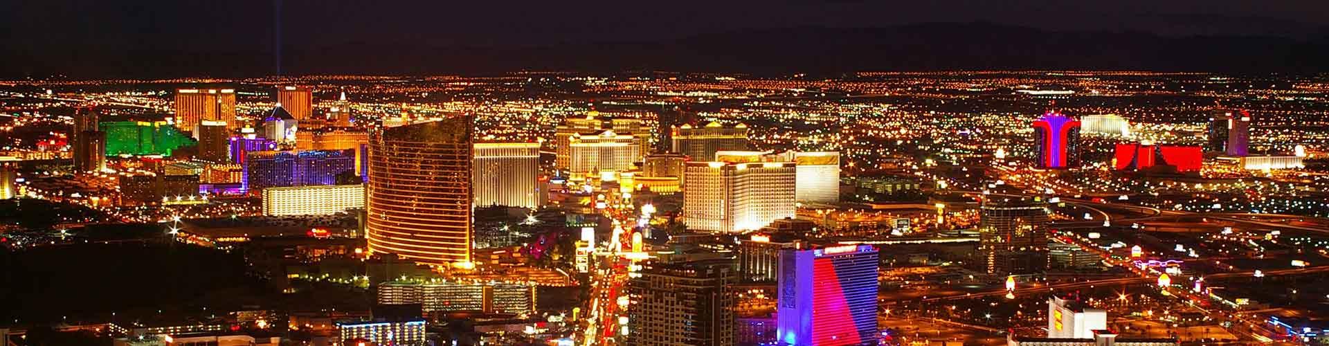 Las Vegas – Hostellit kohteessa Las Vegas. Las Vegas -karttoja, valokuvia ja arvosteluja kaikista Las Vegas -hostelleista.