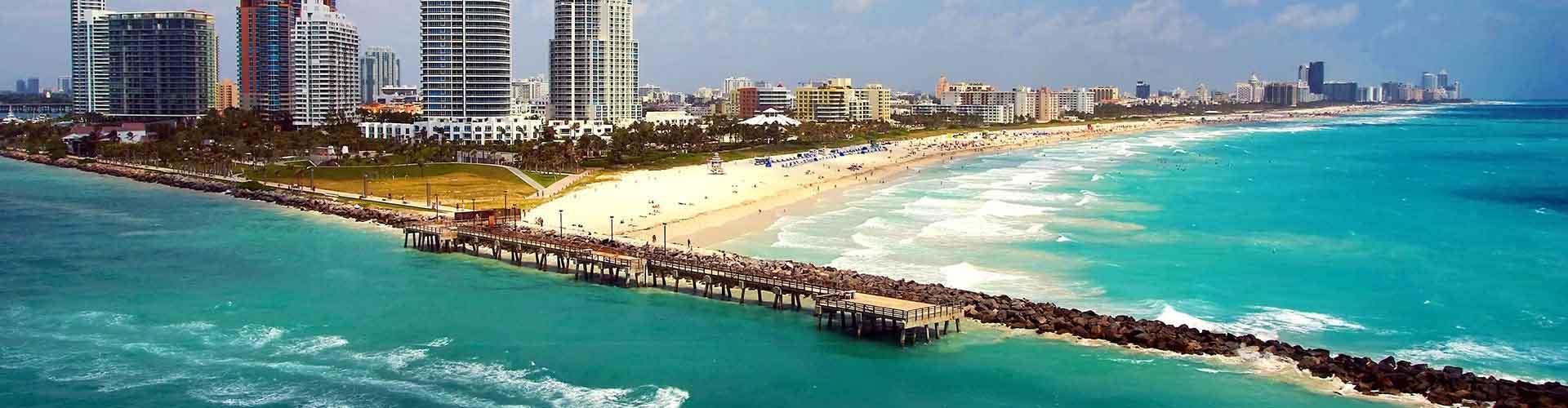Miami – Hostellit kohteessa Miami. Miami -karttoja, valokuvia ja arvosteluja kaikista Miami -hostelleista.