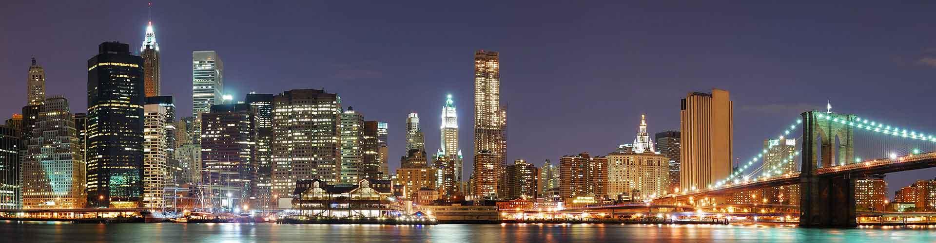 New York – Hostellit kohteessa New York. New York -karttoja, valokuvia ja arvosteluja kaikista New York -hostelleista.