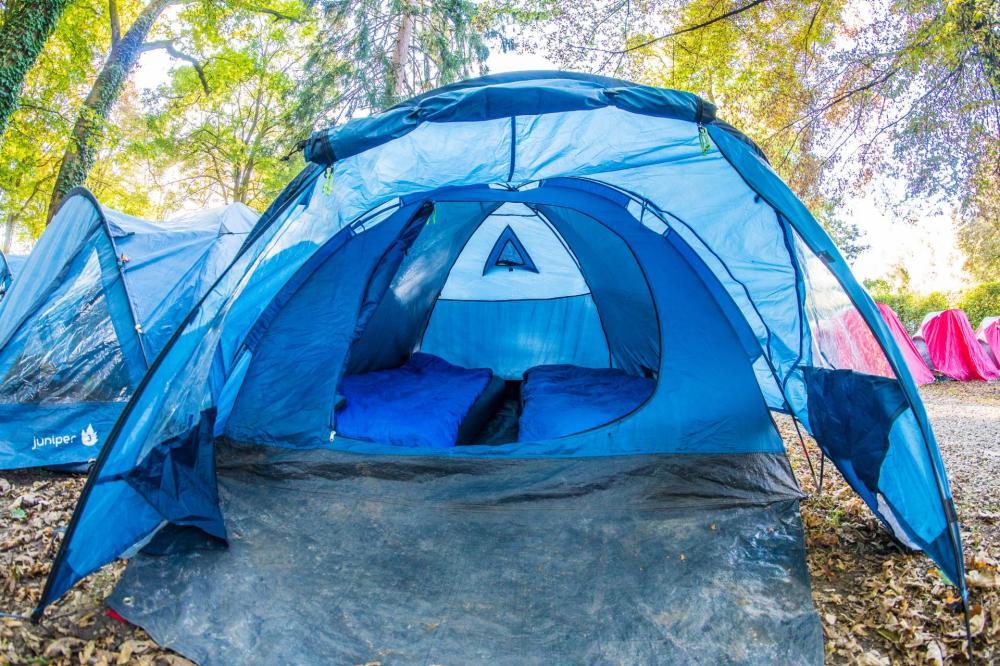 teltta kahdelle ihmiselle