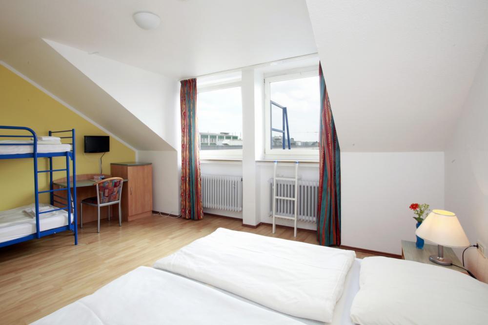 A & O München HB Hostel perhehuone