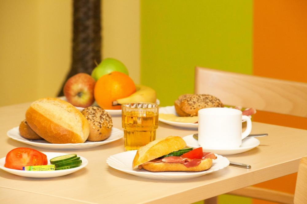 A & O München Laim Hostel Aamiainen