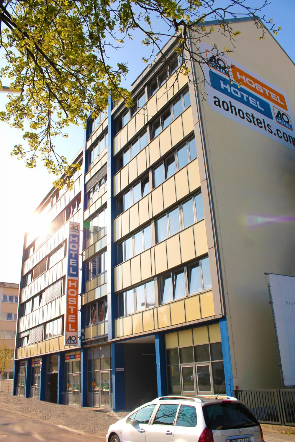 A & O München Laim -rakennus