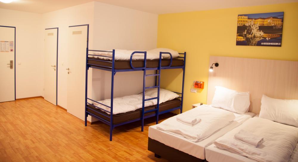 A & O Wien HB Hostel Perhehuone