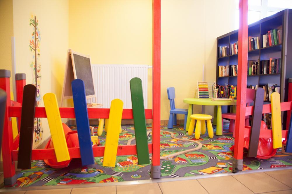 A & O Wienin HB Hostel Kid's Corner