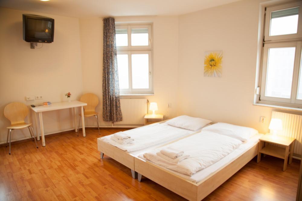 A & O Vienna Stadthalle Hostel Kaksoishuone