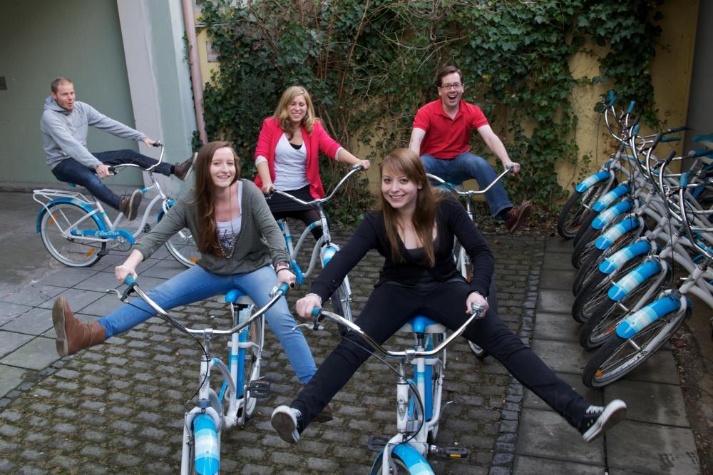 Tutustu Münchenin pyöräilyyn