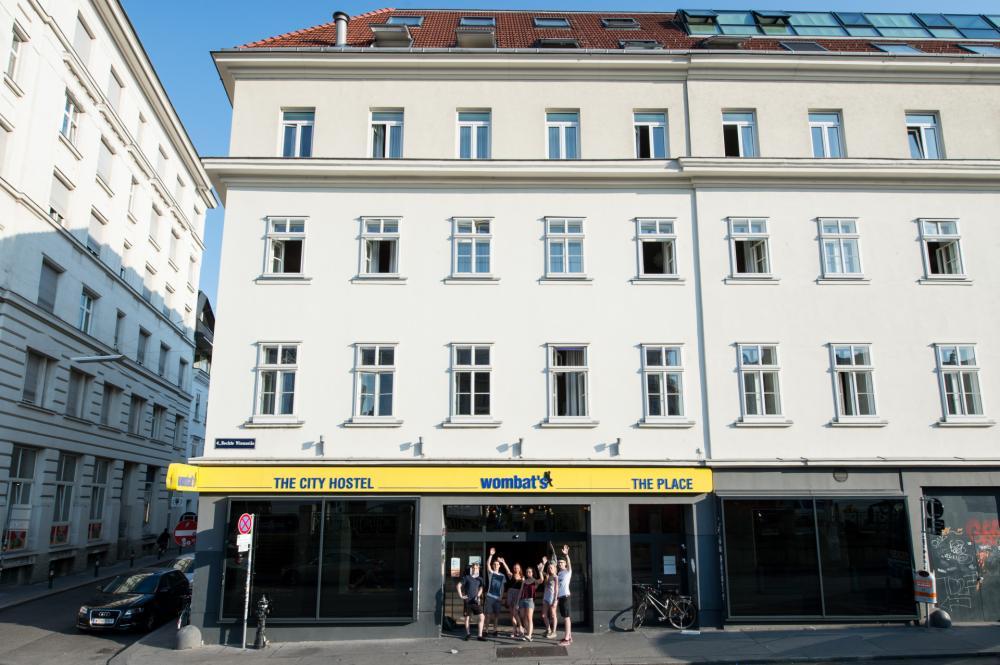 Wombat's CITY Hostels Vienna - The Naschmarkt