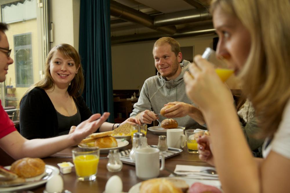 Aloita päiväsi mukavalla aamiaisella
