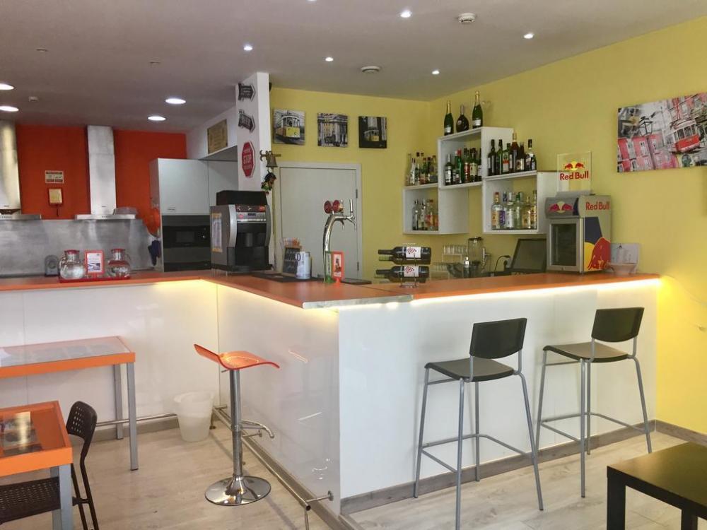 Lounge / Bar / vastaanotto