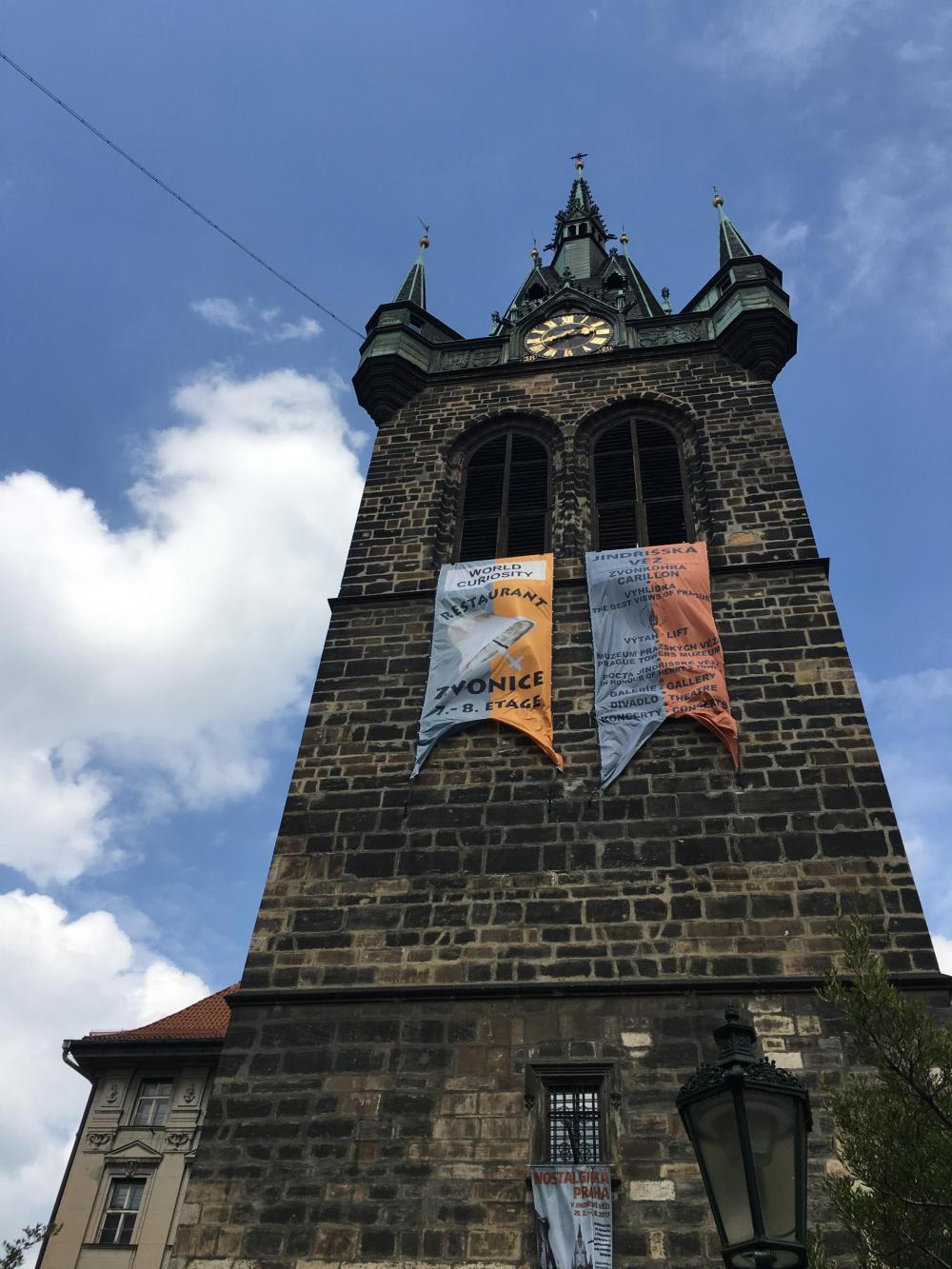 Jindrissska Tower
