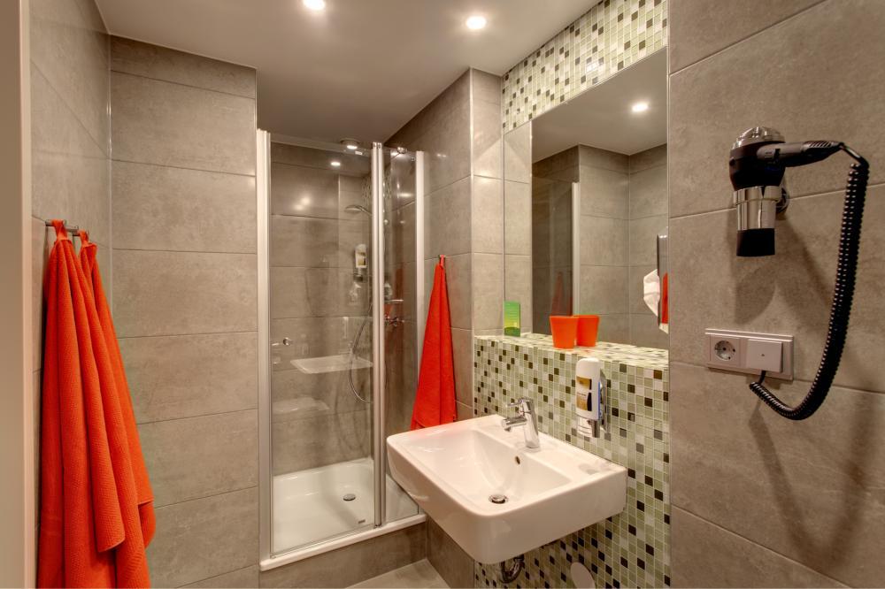 Private room - bathroom