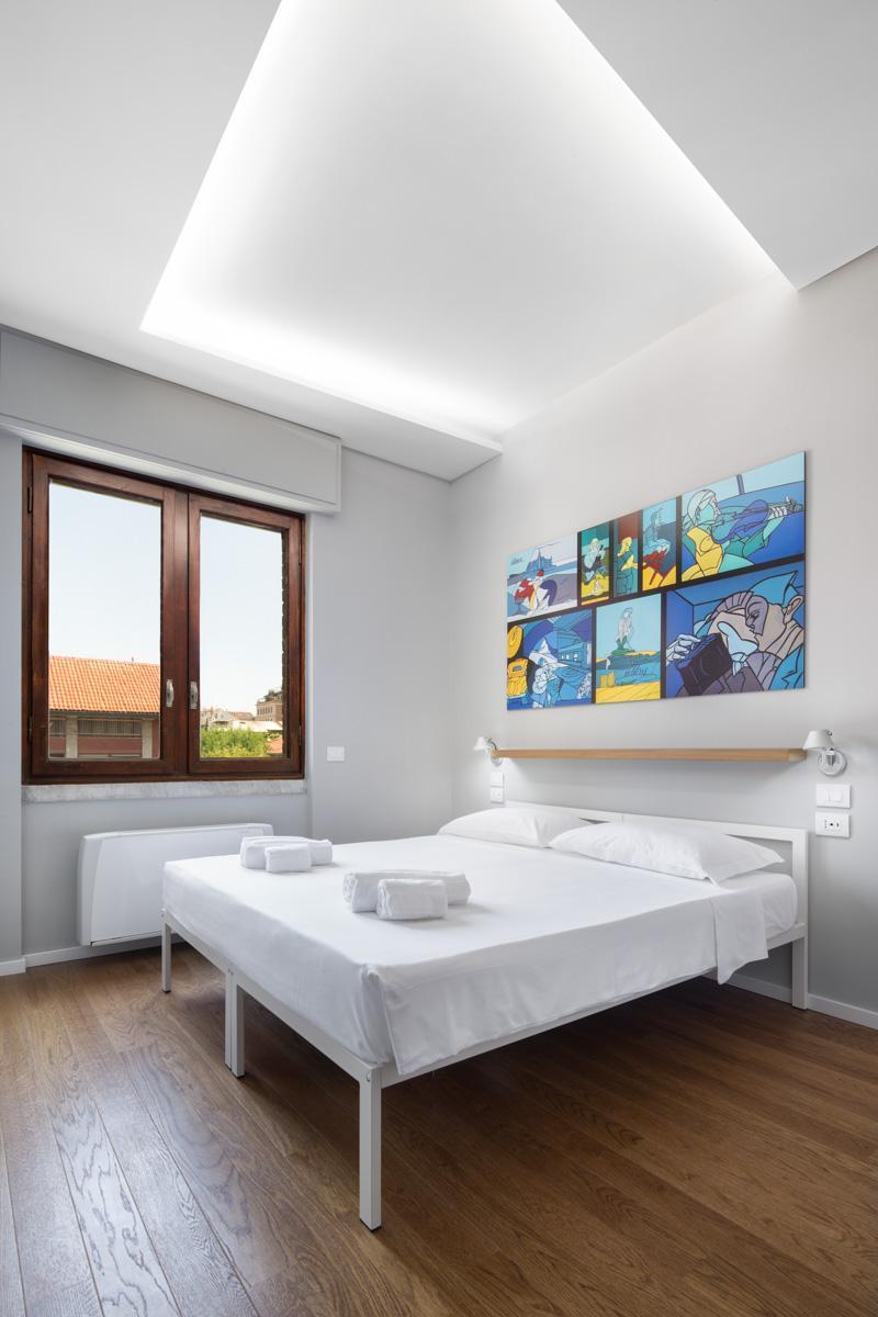 Babilan hostelli yksityinen huone