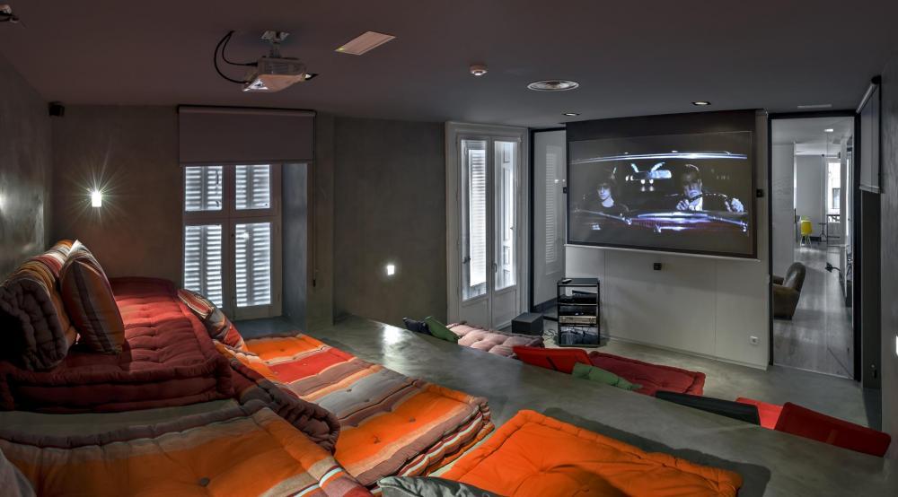 Yhteinen lounge / TV-alue