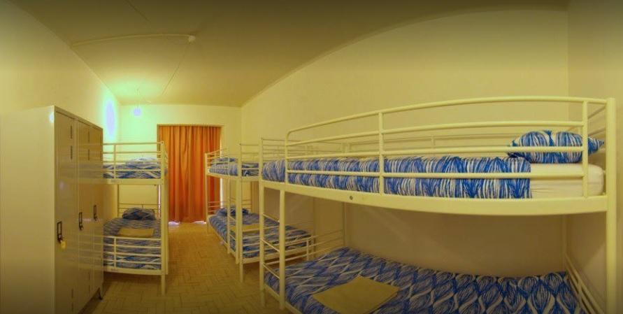Näkymät Lissabon hostellilta