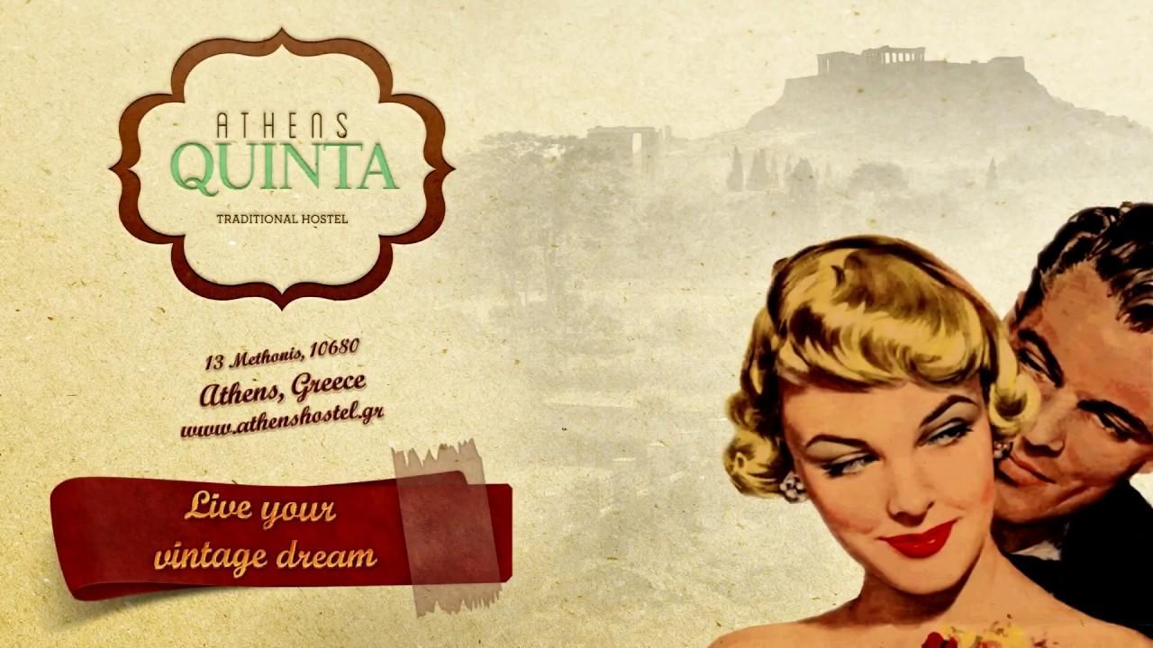 Hostel Athens Quinta