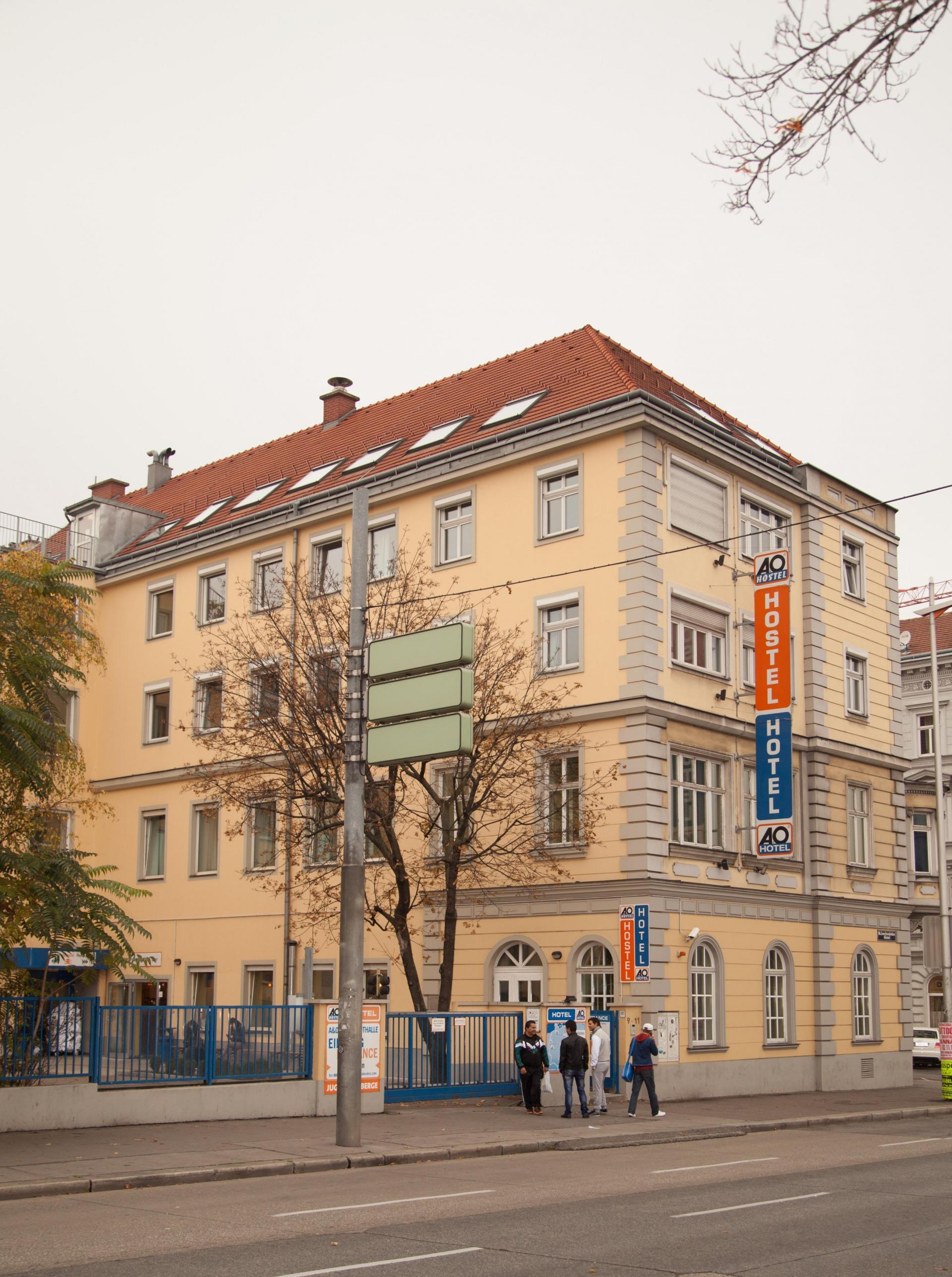 A&O Wien Stadthalle Hostel