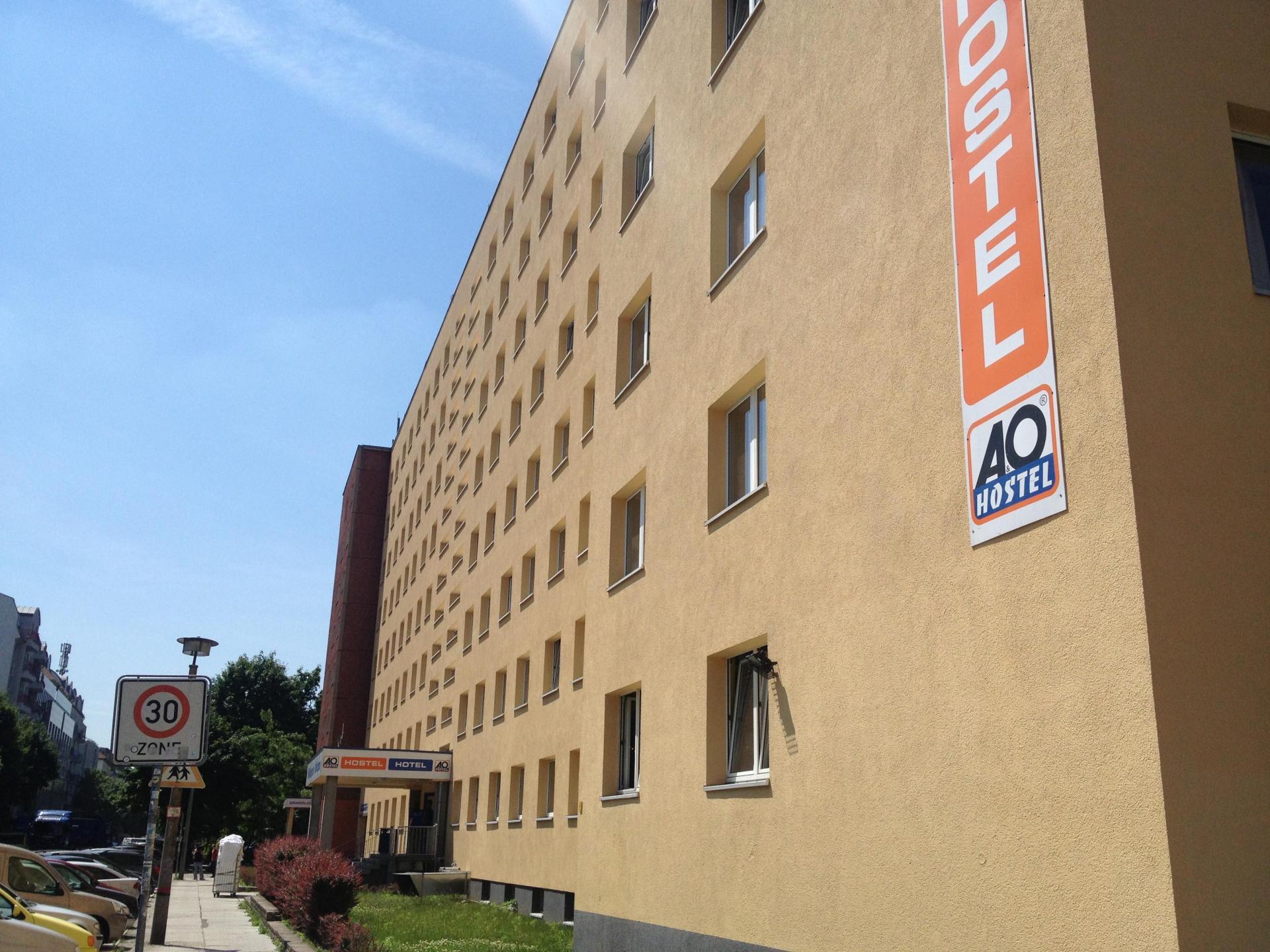 A&O Berlin Mitte Hostel