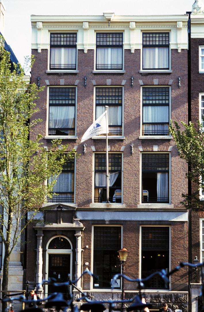 Hostel Stayokay Amsterdam  Stadsdoelen