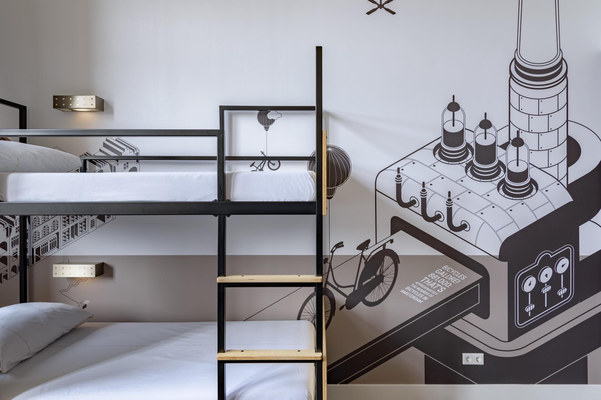Hostel Stayokay Amsterdam Oost