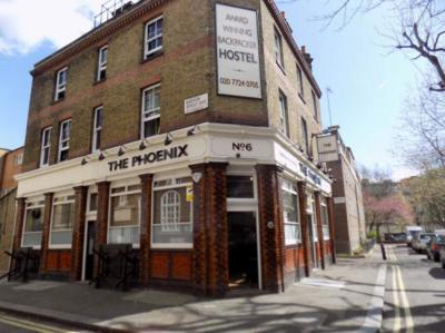 Hostellit - Phoenix Hostel London