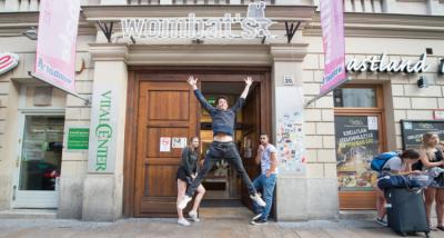 Hostellit - Wombat's CITY Hostel - Budapest