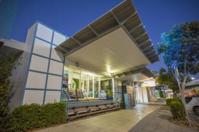 Hostellit - Hostel Cairns Central YHA