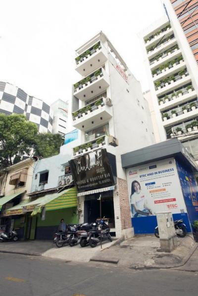 Hostellit - Wanderlust Saigon Hostel