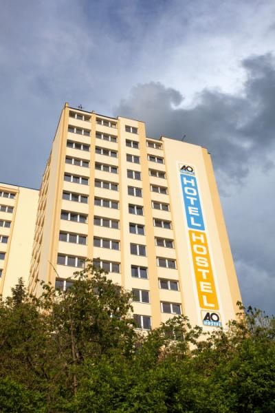 Hostellit - A&O Prague Metro Strizkov Hostel
