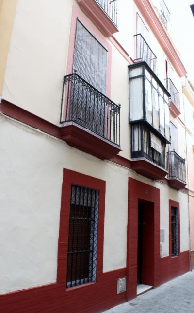 Hostellit - Arc House Sevilla